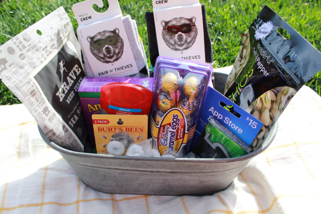 His hers grown up easter baskets ourfineday ladies basket negle Choice Image